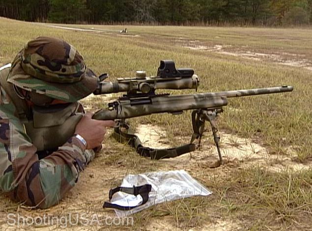 m24a2 sniper rifle - photo #38