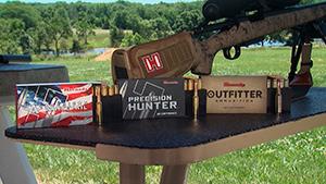 hornady hunting ammo