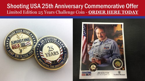 25th Anniversary Challenge Coin